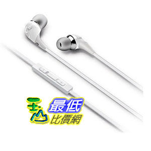 [103 美國直購] iLuv IEP515WHT 耳機 HearSay High-Performance Earphone