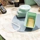 【降級解封倒數9折】輕巧摺疊餐盒500ml-薄荷綠-生活工場