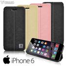 【默肯國際】Metal-Slim Apple iPhone 6 隱藏式磁扣多角度立架皮套 iPhone 6 4.7