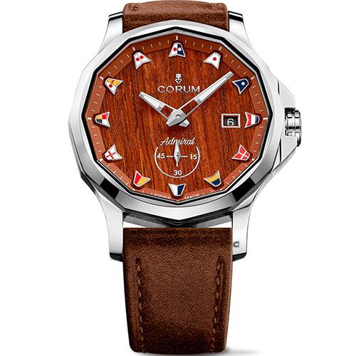 CORUM崑崙錶 ADMIRAL 42海軍上將機械腕錶 395.101.20/0F62 AW12