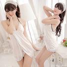 情趣睡衣 蕾絲款 熱銷商品 情趣用品 美麗佳人!二件式開襟誘惑睡衣【530725】