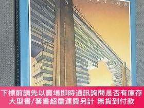 二手書博民逛書店英文原版《the罕見art of architectural illustration》Y150957 Gor