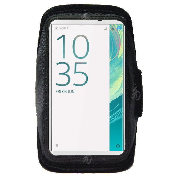 SONY Xperia XA Ultra 6吋 簡約風 運動臂套 運動臂帶 運動臂袋 運動手機保護套