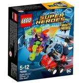LEGO樂高 SUPER HEROES 超級英雄系列 Mighty Micros: Batman™ vs. Killer Moth™_LG76069