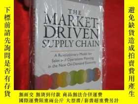 二手書博民逛書店The罕見Market-Driven Supply Chain