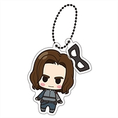 T-ARTS Marvel Xbuddies 面具吊飾-巴奇巴恩斯 (酷寒戰士)_ TA53841