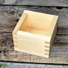 日本清酒 檜木 木杯 枡杯 酒杯 日本製 木質香氣