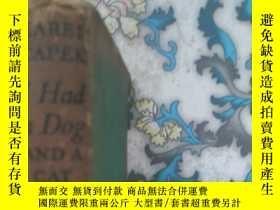 二手書博民逛書店KAREICAPEK罕見l Had aDOg AND A CAT外文書《以圖為準》1940年版,Y160328