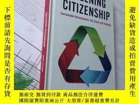 二手書博民逛書店Greening罕見Citizenship 綠化公民身份Y167
