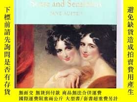 二手書博民逛書店Sense罕見and Sensibility (Macmillan Collector s Library)Y