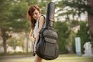 【小叮噹的店】全新 牛津布  加厚棉  吉他袋 39 ~41吋 吉他適用/ 2CM鋪棉