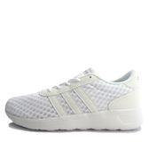 Adidas NEO Lite Racer W [AW3837] 女鞋 運動 休閒 白 銀