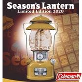 Coleman CM-35439 日本限量紀念款氣化燈_2020年 最佳禮物 汽化燈/照明燈/美式復古燈/公司貨 露營燈