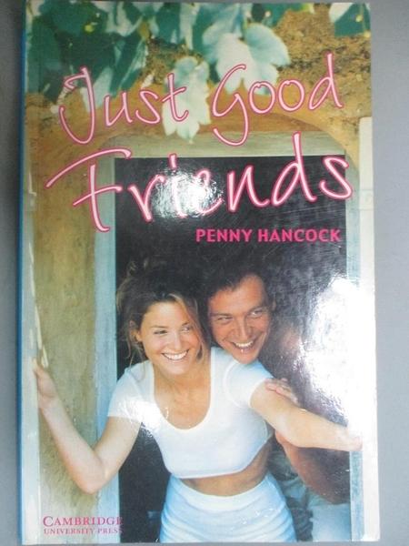 【書寶二手書T7/原文小說_IEX】Just Good Friends_Hancock, Penny