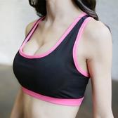 瑜伽內衣運動文胸女聚攏跑步健身防震性感美背吊帶背心式無鋼圈