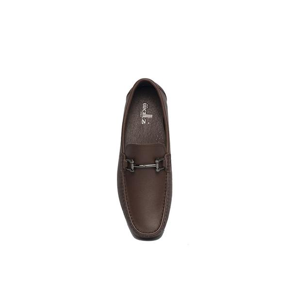 WALTZ-金屬釦飾休閒懶人鞋622164-23深咖