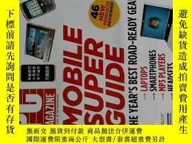 二手書博民逛書店PC罕見Magazine 2007年9月18日 英文個人電腦雜誌 可用樣板間道具雜誌Y14610
