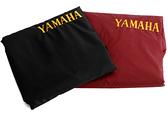 小叮噹的店 - 台製 直立式 鋼琴罩 鋼琴全罩 鋼琴全套 YAMAHA 山葉 / KAWAI 河合 .紅/黑 AYU / KA