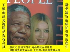 二手書博民逛書店FAMOUS罕見PEOPLE FACTFILEY27676 FA