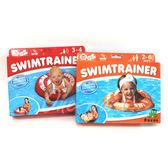 美貨代購 德國Swimtrainer Classic 兒童學習游泳圈 紅色/橘色