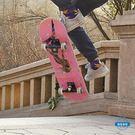 滑板初學者刷街成人四輪公路長板雙翹板青少年男生女生兒童滑板車wy