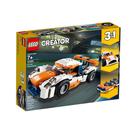 31089【LEGO 樂高積木】創意大師 Creator 日落賽車 (221pcs)