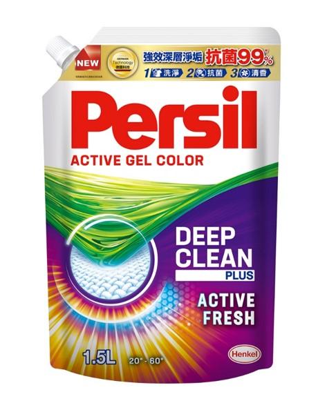 Persil 寶瀅 強效淨垢護色洗衣凝露 補充包 1.5L
