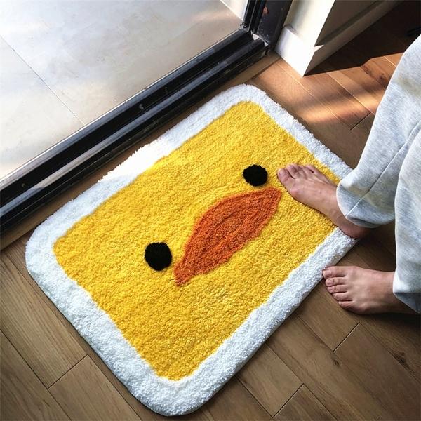 日式 浴室防滑墊門墊臥室進門衛浴腳墊家用毯吸水墊子衛生間地墊 璐璐生活館
