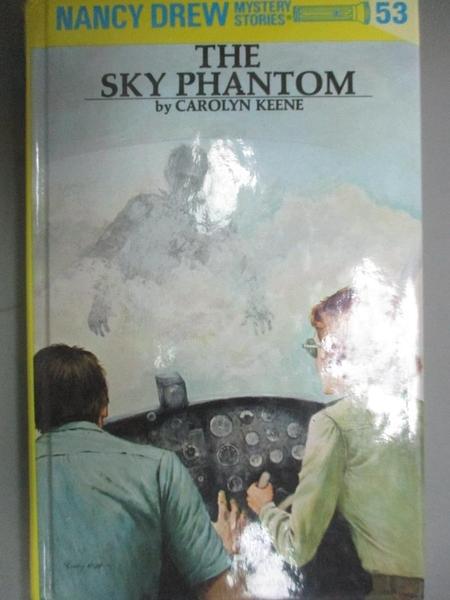 【書寶二手書T9/原文小說_GTE】The Sky Phantom_Carolyn Keene