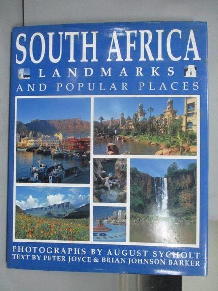 【書寶二手書T8/地理_PLP】South Africa_Landmarks and Popular Places