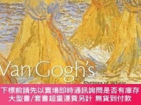 二手書博民逛書店Van罕見Gogh s Sheaves Of Wheat (dallas Museum Of Art Public