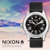 NIXON A467-1886 THE 38-20 LEATHER 時尚腕錶 熱賣中!