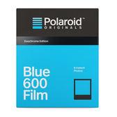 Polaroid Blue Film for 600 Duochrome 藍色底片(黑框)/2盒