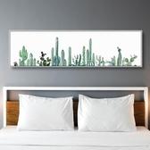 臥室畫床頭掛畫 客廳裝飾畫溫馨浪漫 現代簡約沙發背景牆掛畫壁畫WY【八折搶購】