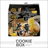 日本 中華麵 魚介 豚骨 醬油 5入440g 泡麵 拉麵 方便麵 速食麵 Q彈 嚼勁 濃郁 伴手禮 *餅乾盒子*
