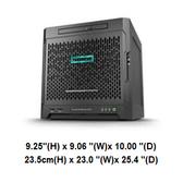 HP ProLiant Microserver Gen10 迷你雲端伺服器(1WAY)【AMD OpteronTM X3418 / 8GB / RAID 0,1 / 三年保固】