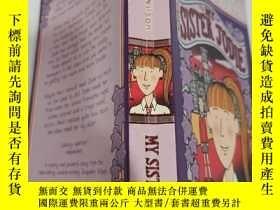 二手書博民逛書店jacqueline罕見wilson sister jodie 傑奎琳·威爾遜修女喬迪Y200392