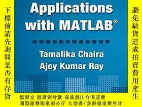 二手書博民逛書店Fuzzy罕見Image Processing And Applications With MatlabY25