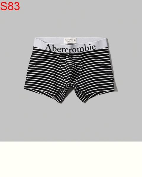 AF Abercrombie & Fitch A&F A & F 男 當季最新現貨 四角褲 AF S83
