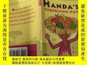 二手書博民逛書店HANDA S罕見SURPRISING DAY : 漢達出人意料的一天Y200392