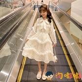 女童連身裙春裝女孩裙子大兒童公主裙洋氣【淘嘟嘟】