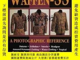二手書博民逛書店【罕見】1995年出版 Camouflage Uniforms