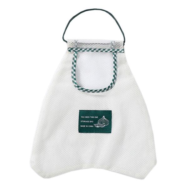收納袋 儲物袋 蔬果袋 網袋 手提袋 掛袋 玩具袋 購物袋 食物袋 可掛式 儲物網袋【M030】MY COLOR