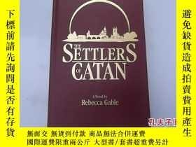 二手書博民逛書店THE罕見SETTLERS OF CATANY207801 Translator Lee Chadeayne
