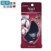 【海夫】日本GB綠鐘 SE 專利弧形 指甲銼刀 雙包裝(SE-003)