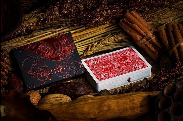 【USPCC撲克】Love Art #2 deck red 愛戀藝術 紅