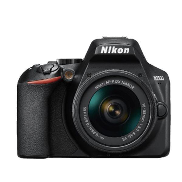 【24期0利率】Nikon D3500 + 18-55mm VR KIT (國祥公司貨) 贈32G記憶卡+清保組