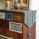 時尚可愛空間餐桌布 茶几布 隔熱墊 鍋墊 杯墊 餐桌巾桌旗79 (30*220cm)
