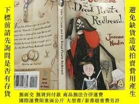 二手書博民逛書店jake罕見jellicoe and the dread pirate Redbeard:傑克·傑利科和可怕的海盜