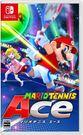 瑪利歐網球 王牌高手 是讓任天堂當家代表作角色齊聚一堂,展開網球單雙打比賽的NS 平台最新作。